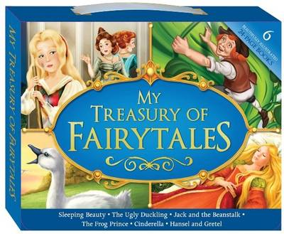 My Treasury of Fairytales by Hinkler Books PTY Ltd