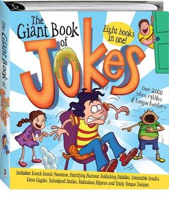 The Giant Book of Jokes Binder by