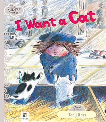 I Want a Cat by Hinkler Books PTY Ltd