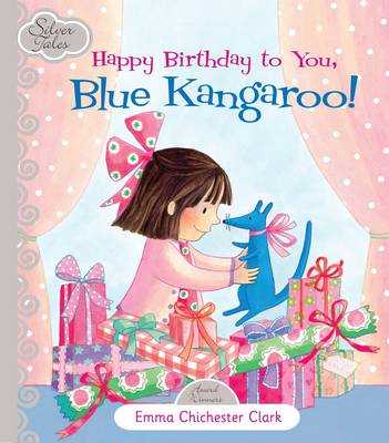Happy Birthday to You Blue Kangaroo by Emma Chichester Clark