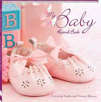 My Baby Record Book Pink by