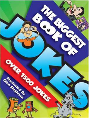 Biggest Book Of Jokes by Hinkler Books PTY Ltd