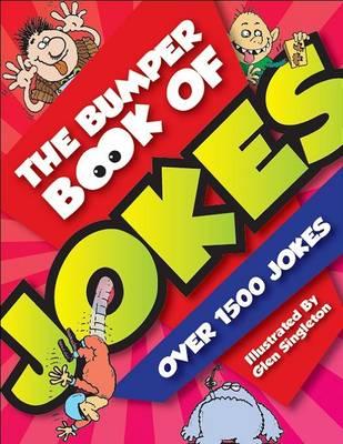 Bumper Book of Jokes by Hinkler Books PTY Ltd
