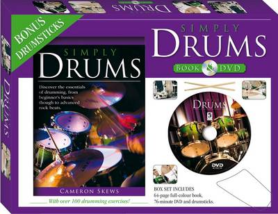 Simply Drums by Hinkler Books PTY Ltd