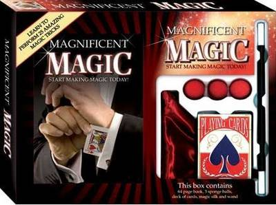 Magnificent Magic by Hinkler Books PTY Ltd