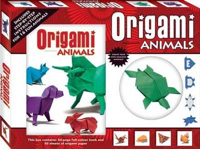 Origami Animals by Hinkler Books PTY Ltd
