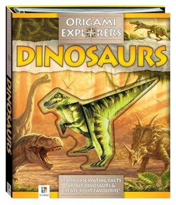 Dinosaurs by Hinkler Books PTY Ltd