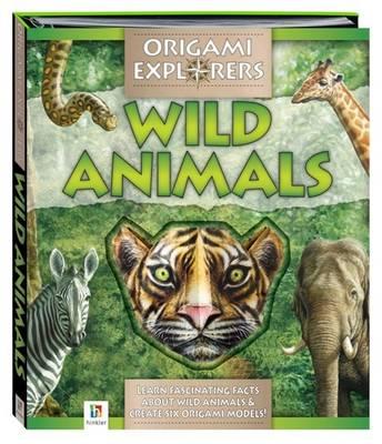 Wild Animals by Hinkler Books PTY Ltd