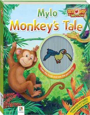 Story In Motion Mylo Monkey's Tale by