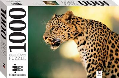 Leopard 1000 Piece Jigsaw by