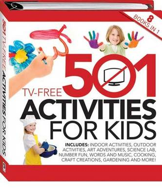 501 Tv Free Activities For Kids by