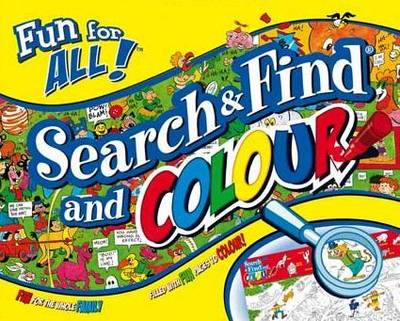 Search and Find and Colour by