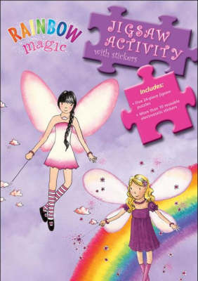 Rainbow Magic Jigsaw Activity by