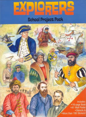Explorers School Project Pack by