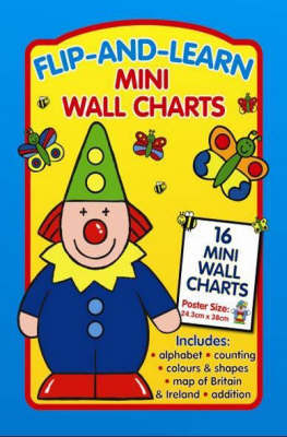 Flip and Learn Mini Wall Charts by
