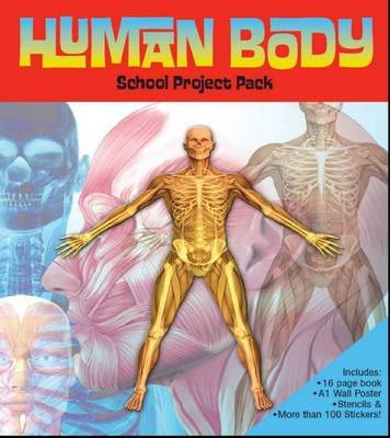 School Project Pack: Human Body by