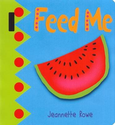 Baby Boo's Buggy Books: Feed Me by