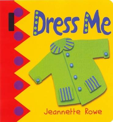 Baby Boo's Buggy Books: Dress Me by