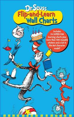 Dr Seuss Flip and Learn Wall Charts by Five Mile Press