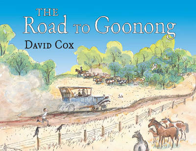 The Road to Goonong by David Cox