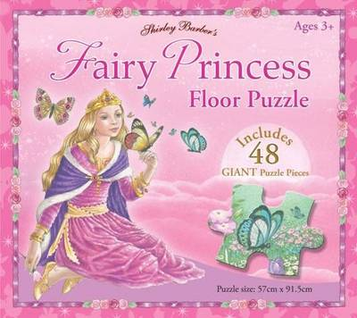 Shirley Barber's Fairy Princess Floor Puzzle by Shirley Barber