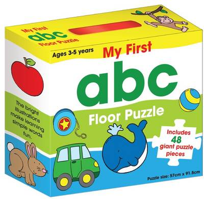 My First ABC Floor Puzzle by