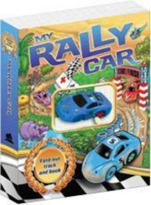 My Rally Car Fold Out Track by