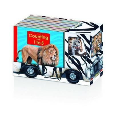 Garry Fleming Safari Vehicle Box Set by Garry Fleming