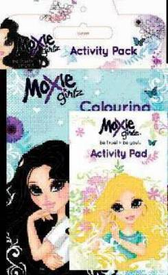 Moxie Girlz Activity Pack by