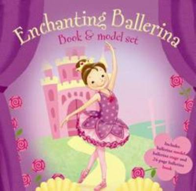 Enchanting Ballerina Book and Model Set by