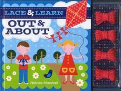 Lace And Learn Out And About by Mile Press Five