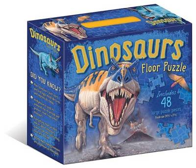 Dinosaurs Floor Puzzle by