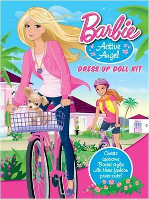 Barbie Dress Up Doll Active Angel by Mattel Inc.