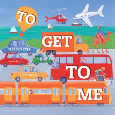 To Get to Me by Eleanor Kerr