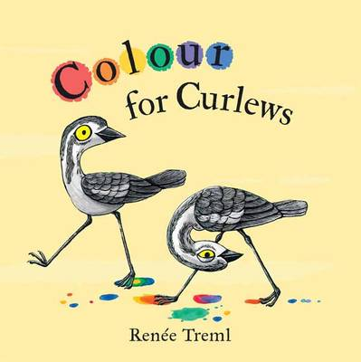 Colour for Curlews by Renee Treml