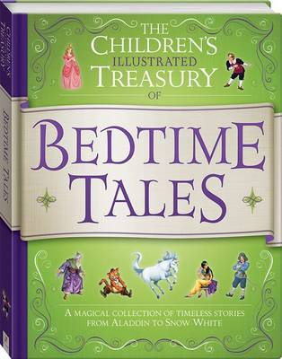 Illustrated Treasury of Bedtime Tales by