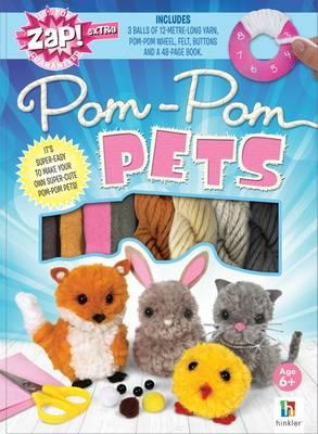 Zap Extra Pom-Pom Pets by