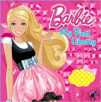 Barbie My First Library by Mattel