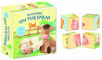 Playtime on the Farm by Janet Samuel