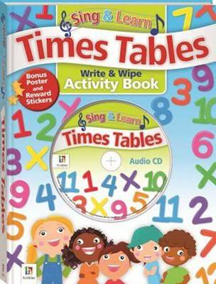 Sing and Learn Times Tables Updated by