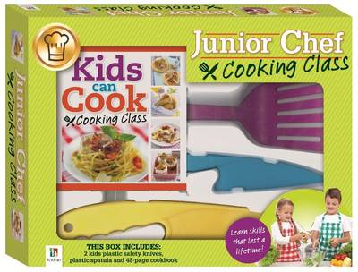 Junior Chef Cooking Class by Hinkler Books PTY Ltd