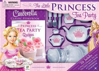 The Little Princess Tea Party by Hinkler Books PTY Ltd