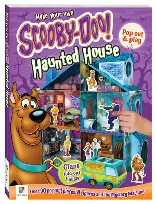 Make Your Own Scooby Doo! Haunted House by