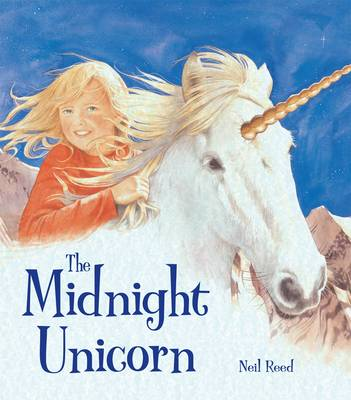 The Midnight Unicorn by Hinkler Books PTY Ltd