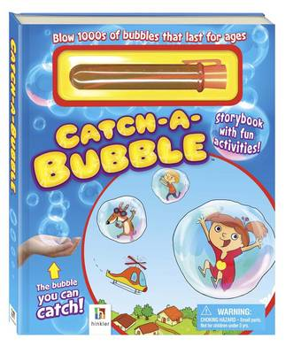 Catch-a-bubble by Hinkler Books PTY Ltd