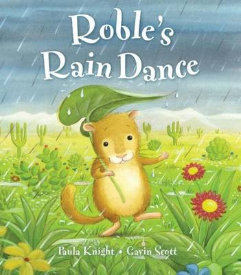 Roble's Rain Dance by Hinkler Books PTY Ltd