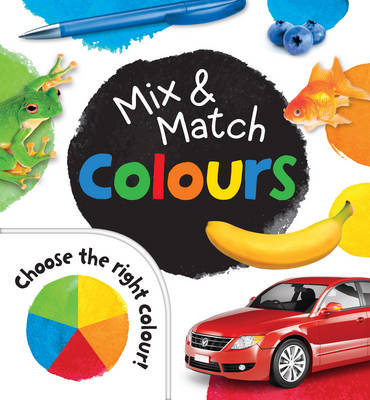 Mix and Match Colours by