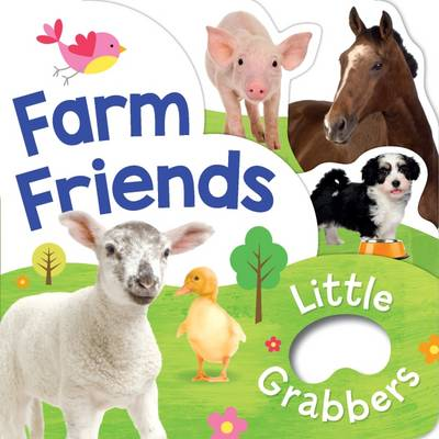 Little Grabbers - Farm Friends by