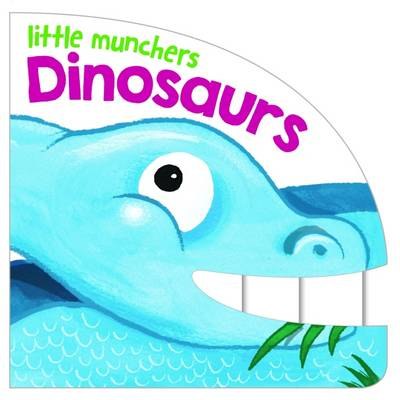 Little Munchers - Dinosaurs by