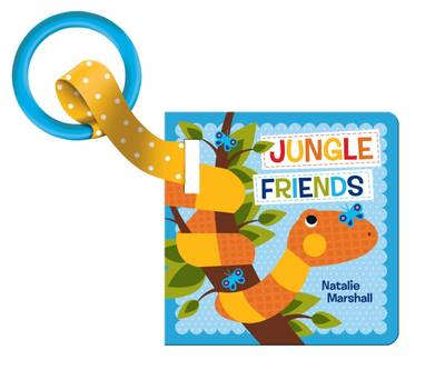 Jungle Friends Buggy Book by Natalie Marshall